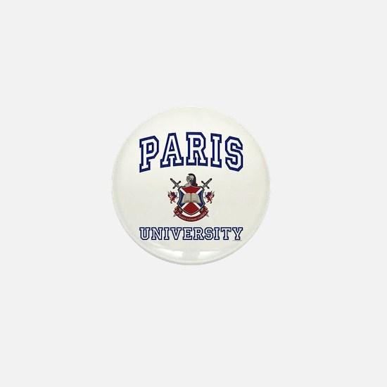 PARIS University Mini Button