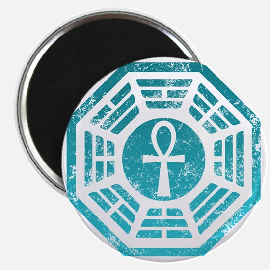 Dharma Ankh Magnet