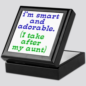 smart-and-adorable Keepsake Box