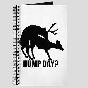Mule deer hump day Journal