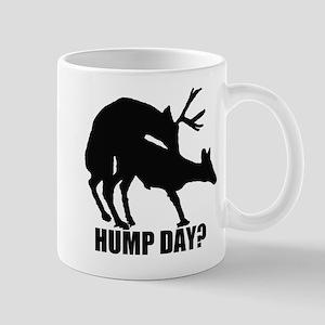 Mule deer hump day Mug