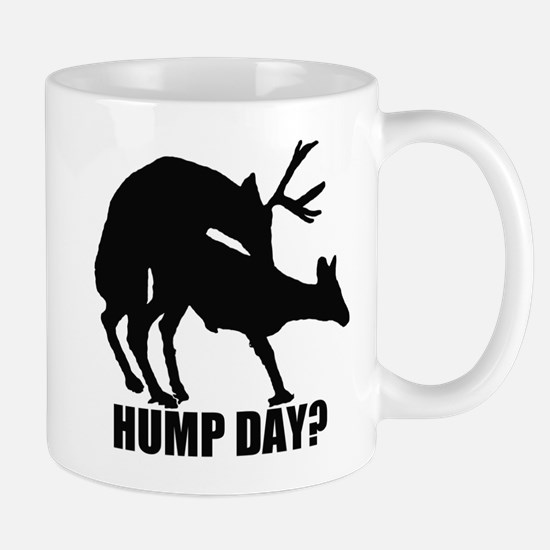 Mule deer hump day Mug