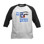 It's Still Fun Kids Baseball Jersey