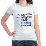 It's Still Fun Jr. Ringer T-Shirt