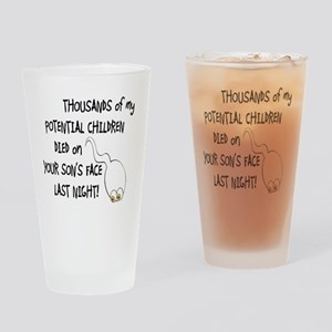 died_on Drinking Glass