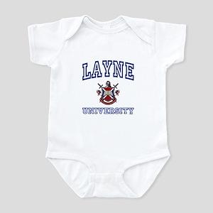 LAYNE University Infant Bodysuit