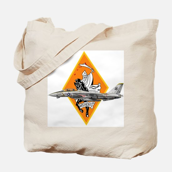 VF-142 Ghostriders Tote Bag