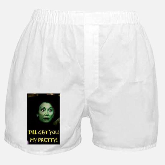 I'LL GET YOU MY PRETTY(mini poster) Boxer Shorts