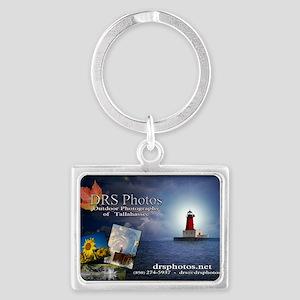 drs photos banner 4 Landscape Keychain