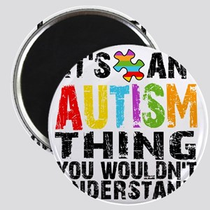 Autism Thing Magnet