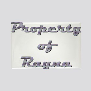Property Of Rayna Female Magnets