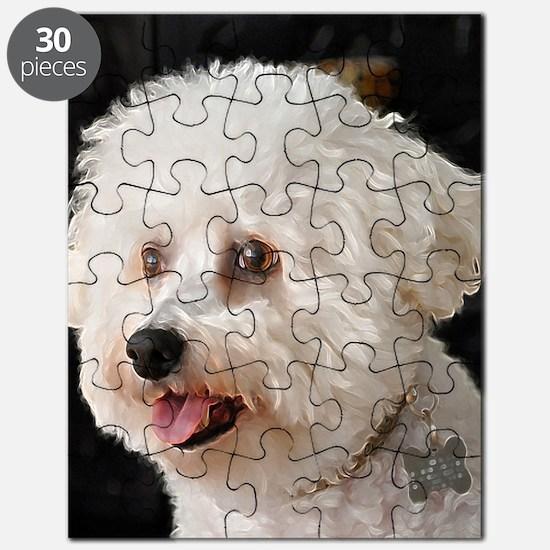 MARCO BICHON ART THROW PILLOW copy Puzzle