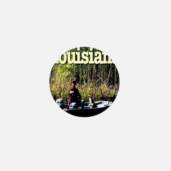 Louisiana_fishing_c2010TerryLynch Mini Button