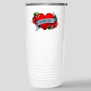 Godmother Stainless Steel Travel Mug