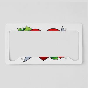 Italian License Plate Holder