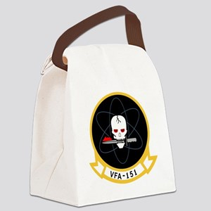 vfa-151 Canvas Lunch Bag