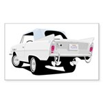 Amphicar Rectangle Sticker