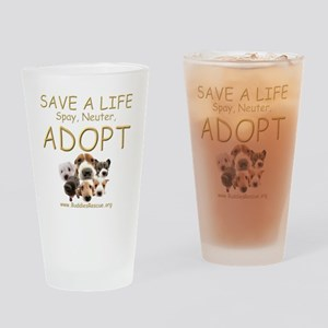 save_a_life_22 Drinking Glass