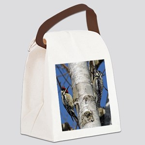 note card -front Canvas Lunch Bag