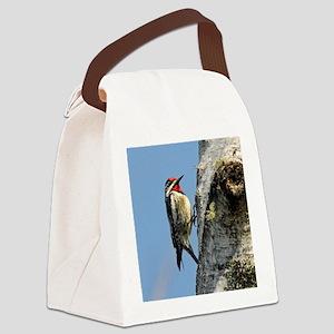 tile 3 Canvas Lunch Bag