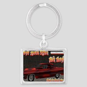 64 Impala take2 Landscape Keychain