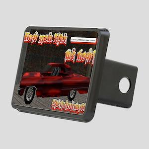 64 Impala take2 Rectangular Hitch Cover