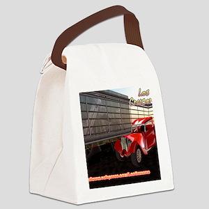 Los Cruceros4 Canvas Lunch Bag