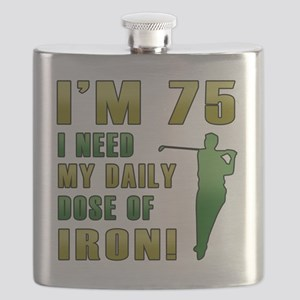 Iron 75 Flask