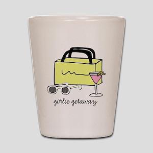 ggbigwhite Shot Glass