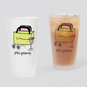 ggonpink Drinking Glass