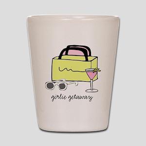 ggonpink Shot Glass