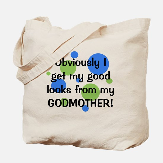 obviously_godmother_boy Tote Bag