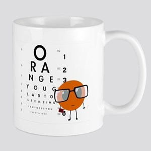 Orange You Glad Coffee Mug