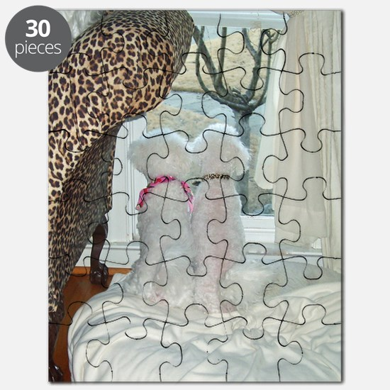 SASHA-AND-SOPHIE-GREETING CARD II copy Puzzle