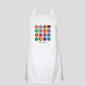 New Orleans Themes Apron