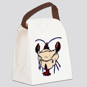 lobsterflash Canvas Lunch Bag