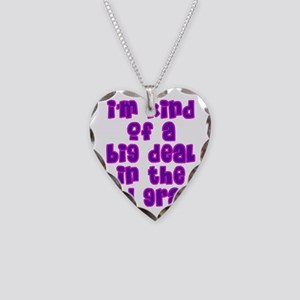 3rd grade_girls Necklace Heart Charm