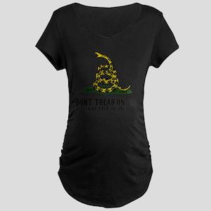 DTOM -wh Maternity Dark T-Shirt