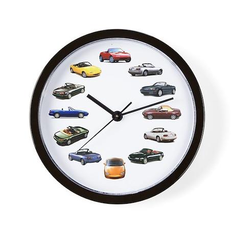 CLOCK-FACE-M1b Wall Clock