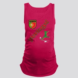 2-portugal Maternity Tank Top