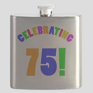 Rainbow 75 Flask