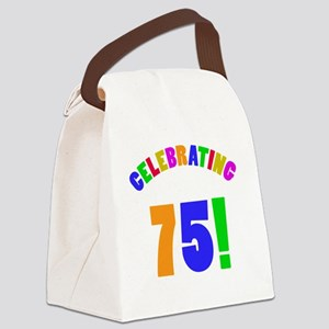 Rainbow 75 Canvas Lunch Bag