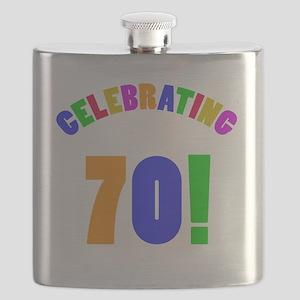 Rainbow 70 Flask