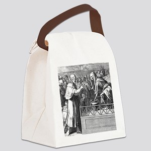 coffers_mouse Canvas Lunch Bag