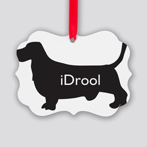 hound.idrool Picture Ornament