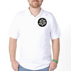 Bling $ Golf Shirt