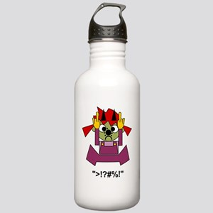 Crazy Stainless Water Bottle 1.0L