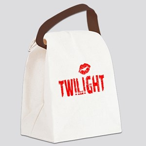 Twilight Thing Canvas Lunch Bag