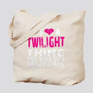 Twilight Thing v2 dk Tote Bag