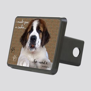 stbernardimadeyouacookieGR Rectangular Hitch Cover